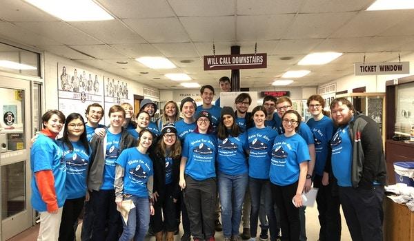 Skate For Alex Volunteers T-Shirt Photo