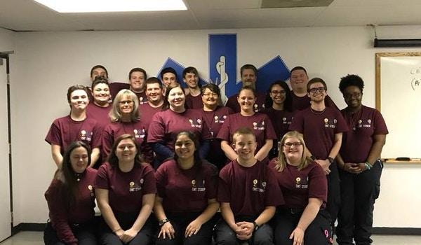 Fluvanna/Louisa Regional Emt Course 2018 T-Shirt Photo