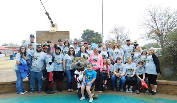Team Taylor Cerebral Palsy Walk 2018 T-Shirt Photo