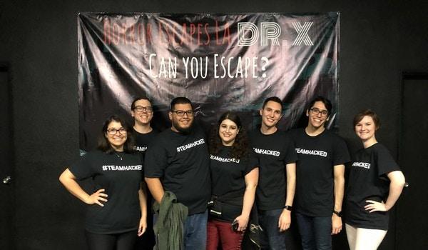 Team Hacked  T-Shirt Photo