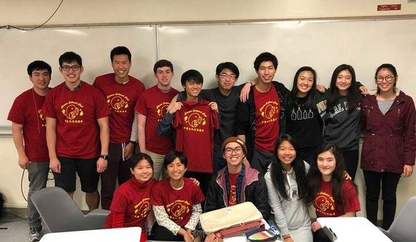 Chinese Cultural Club At Cal Poly! T-Shirt Photo