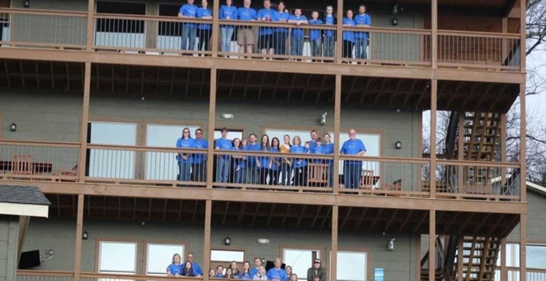 New Union Church Retreat  T-Shirt Photo