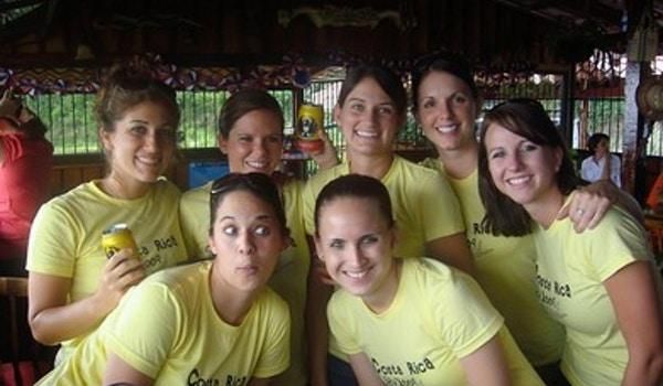 Costa Rica Gals!!!! T-Shirt Photo