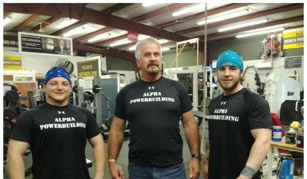 Alpha Powerbuilding  T-Shirt Photo