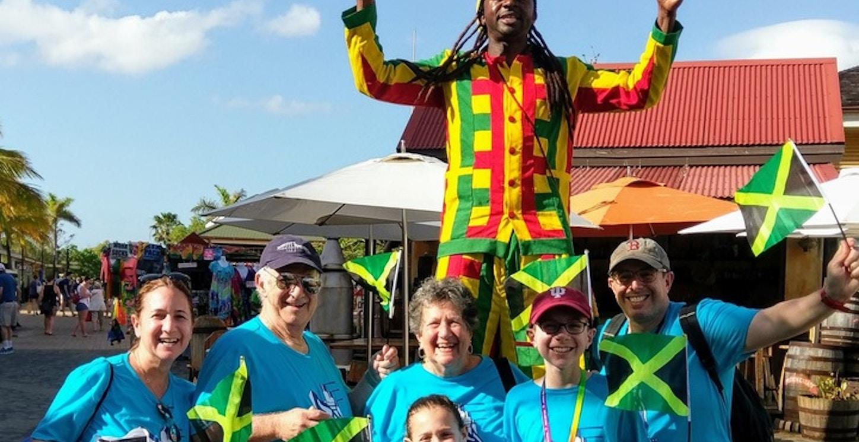 Jamaica Me Crazy T-Shirt Photo