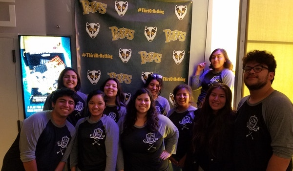 Drama College Quidditch Shirts To See Puffs In Nyc T-Shirt Photo