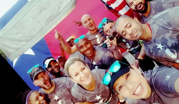 Team Taco Takes On The Texas Independence Relay T-Shirt Photo