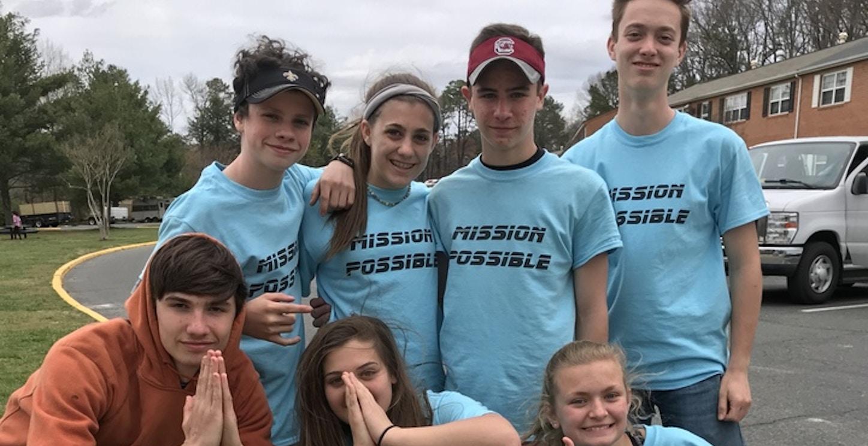Reach Mission '18 T-Shirt Photo