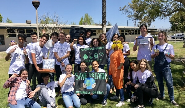 Earth Day T-Shirt Photo