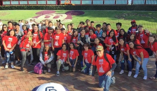 Mas 8th Grade Promotion Trip T-Shirt Photo