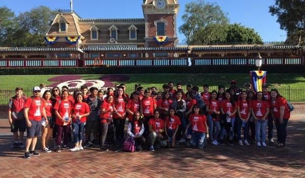 Mas @ Disney T-Shirt Photo