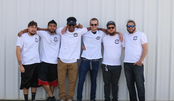 Lot Crew Shirts  T-Shirt Photo