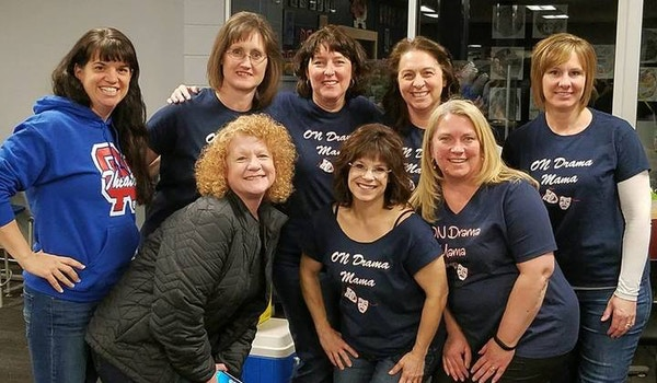 """Drama Mama's....""""Yay!! We Have Our Own Shirts Now!!"""" T-Shirt Photo"""