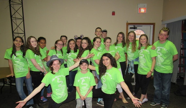 Adventurers Homeschool Drama Class T-Shirt Photo