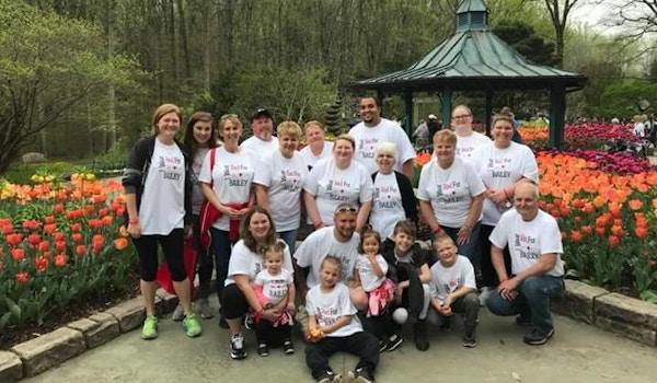 Team Bailey T-Shirt Photo