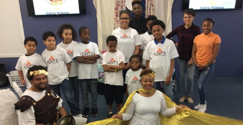 Youth Sunday  T-Shirt Photo