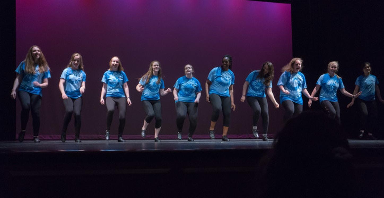 Tap Dancing In Custom Ink! T-Shirt Photo