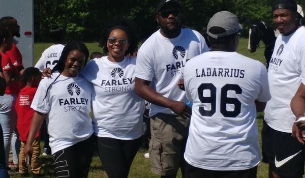 Farley Strong T-Shirt Photo