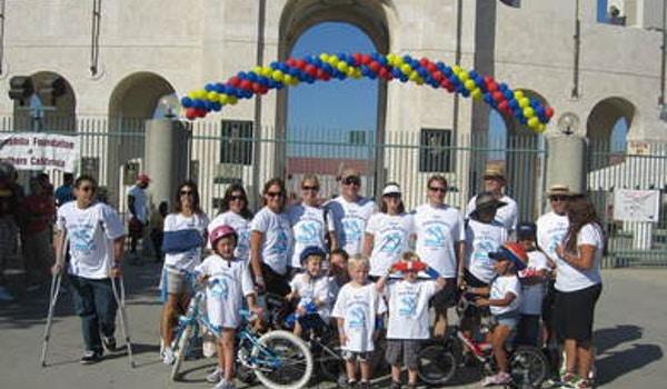 Team Santa Barbara T-Shirt Photo