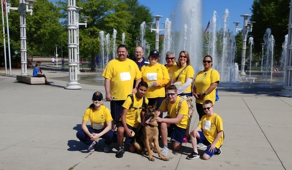 Ms Walk Knoxville 2018 T-Shirt Photo