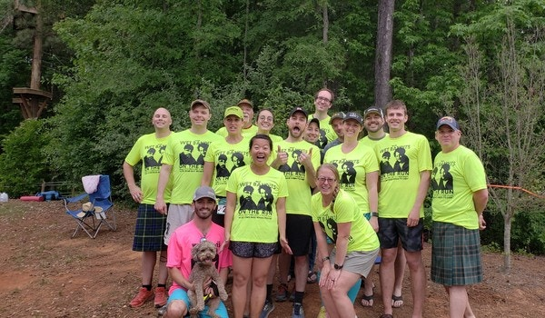 Wet Bandits 24 Hour Time Laps 2018 T-Shirt Photo