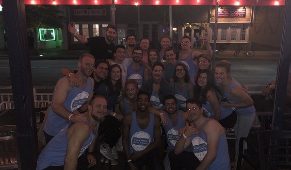 Taverna Bar Crawl 2018 T-Shirt Photo
