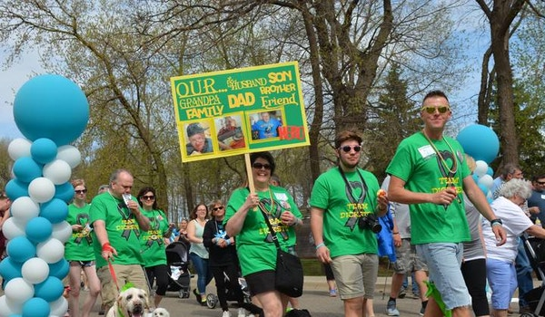 """""""Team Dickster""""   Parkinson's Foundation, Moving Day 2018   Twin Cities T-Shirt Photo"""