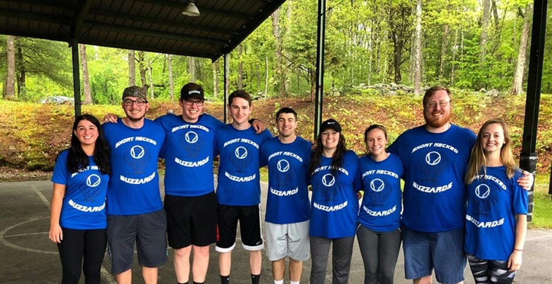 The Short Necked Buzzards Wiffle Ball Team T-Shirt Photo