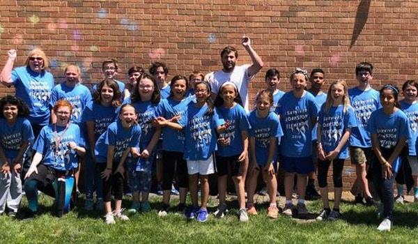 We Survived Johnston Elementary! T-Shirt Photo