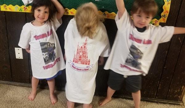 Team Lady T-Shirt Photo