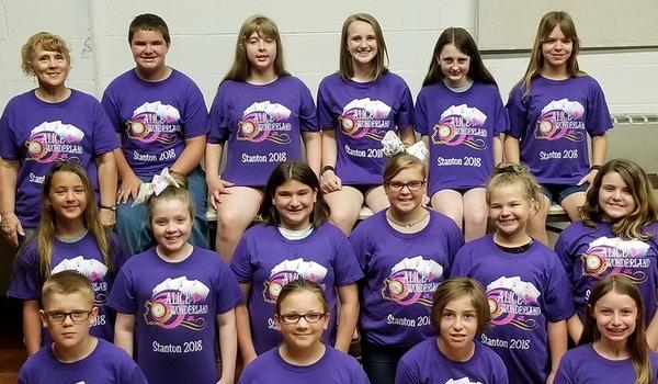 Stanton Encore Choir T-Shirt Photo