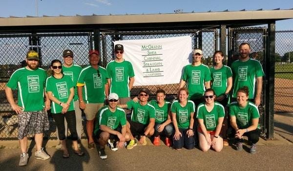Team Mc Grann T-Shirt Photo