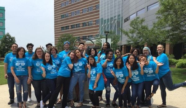 Summer Orientation Leaders T-Shirt Photo