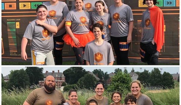 Cooper's Quackers Before And After T-Shirt Photo