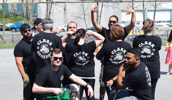 Bringing Our A Game To The Local Trike Race T-Shirt Photo