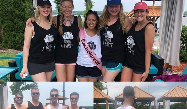 Taco Bout A Bachelor/Ette Party! T-Shirt Photo