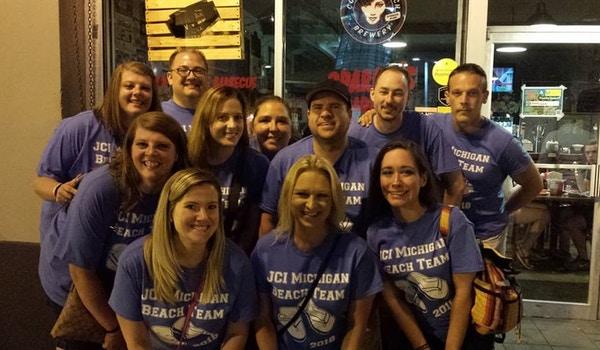 Michigan Jaycees Diner In Miami T-Shirt Photo