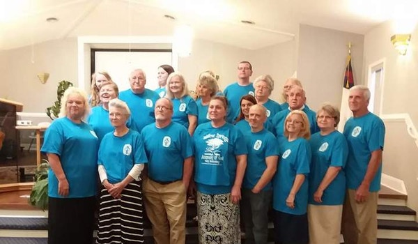 75th Anniversary At Willow Springs Aog T-Shirt Photo