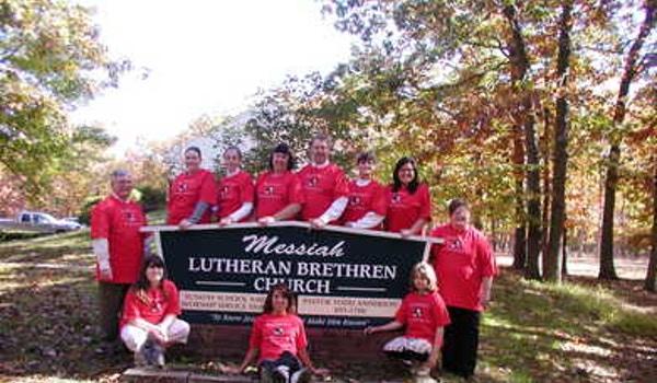 Messiah Lutheran Brethren Church T-Shirt Photo