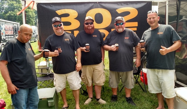 302 Smoke Bbq Team T-Shirt Photo