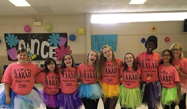 Rakad Dance Camp T-Shirt Photo