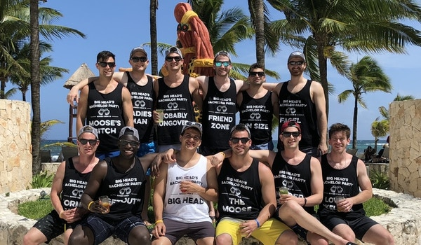 The Bachelor Boys  T-Shirt Photo