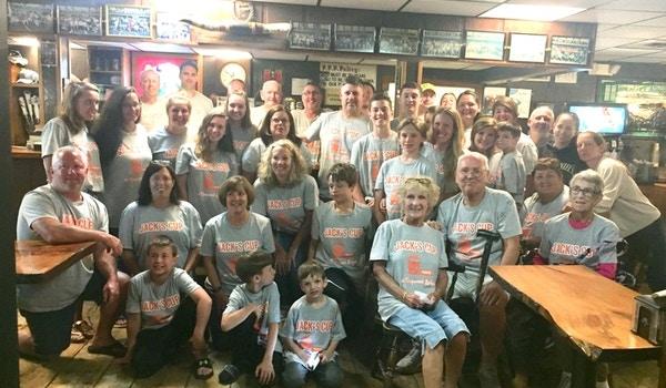 Showing Off Our T Shirt's On Lake Winnipesaukee! T-Shirt Photo