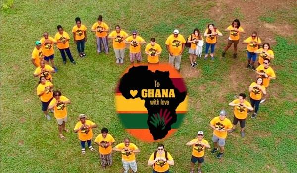To Ghana With Love T-Shirt Photo
