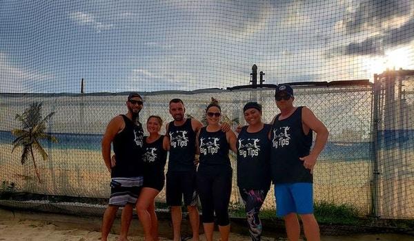 Big Tips Volleyball T-Shirt Photo