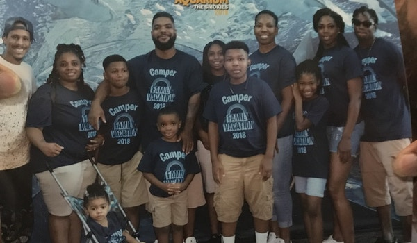 Camper Family T-Shirt Photo