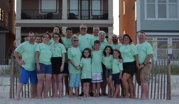 Bischoff Family Hh 2018 T-Shirt Photo