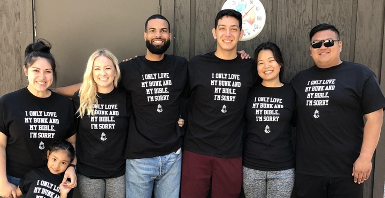 Sierra Bible Camp 2018 T-Shirt Photo