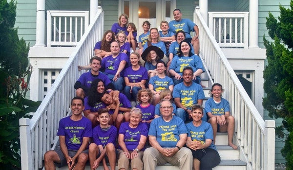 Obx Family Vacation 2018 T-Shirt Photo