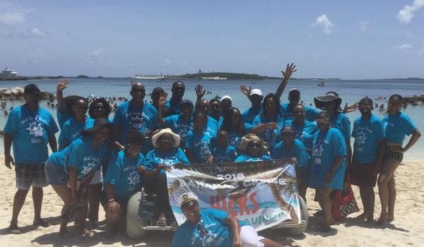Hicks Family Reunion Bahamas Cruise T-Shirt Photo